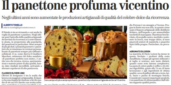 Il gusto artigianale conquista Vicenza