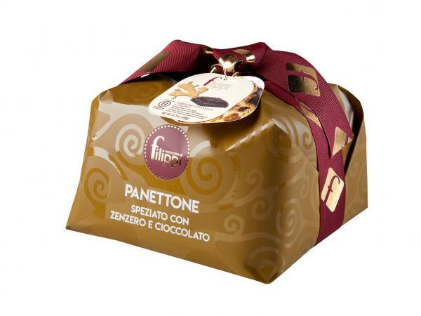 Speziato con cioccolato e zenzero