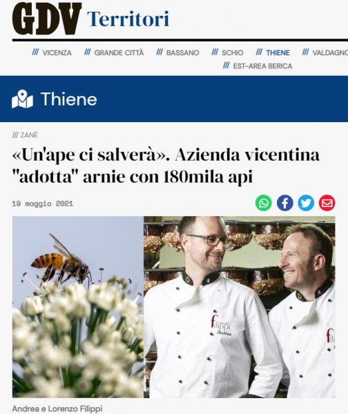 Un'iniziativa internazionale per salvare le api