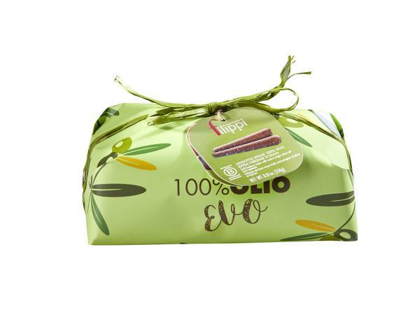 Lingotto 100% olio EVO con mela e cannella