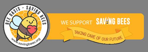 Abbiamo adottato delle  Arnie grazie al progetto Saving Bees!