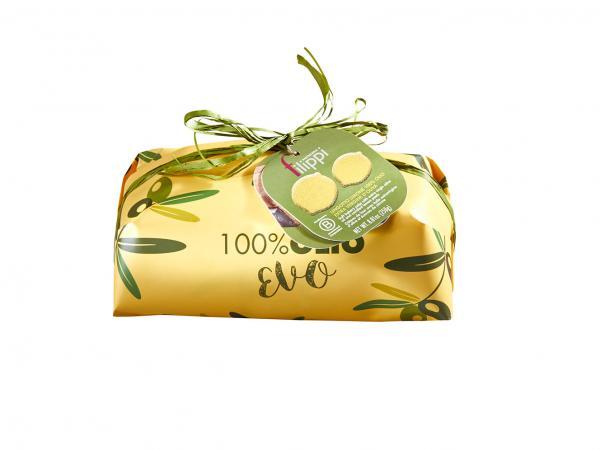 Lingotto 100% olio EVO con limone